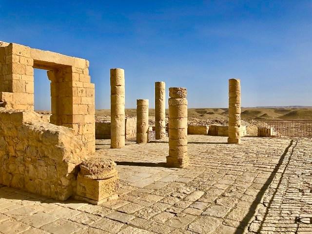 Avdat, Israel