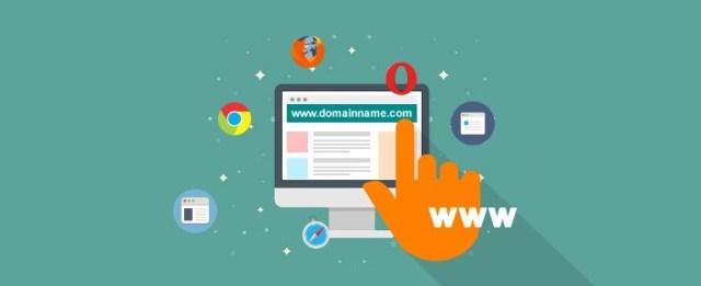 выбор доменных зон