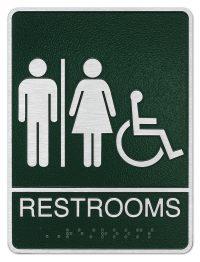 ADA Restrooms Style B