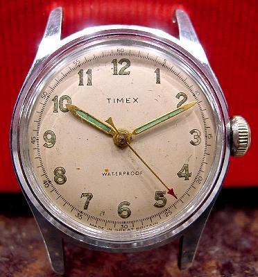 Timex Marlin Vintage Watch Great Britain