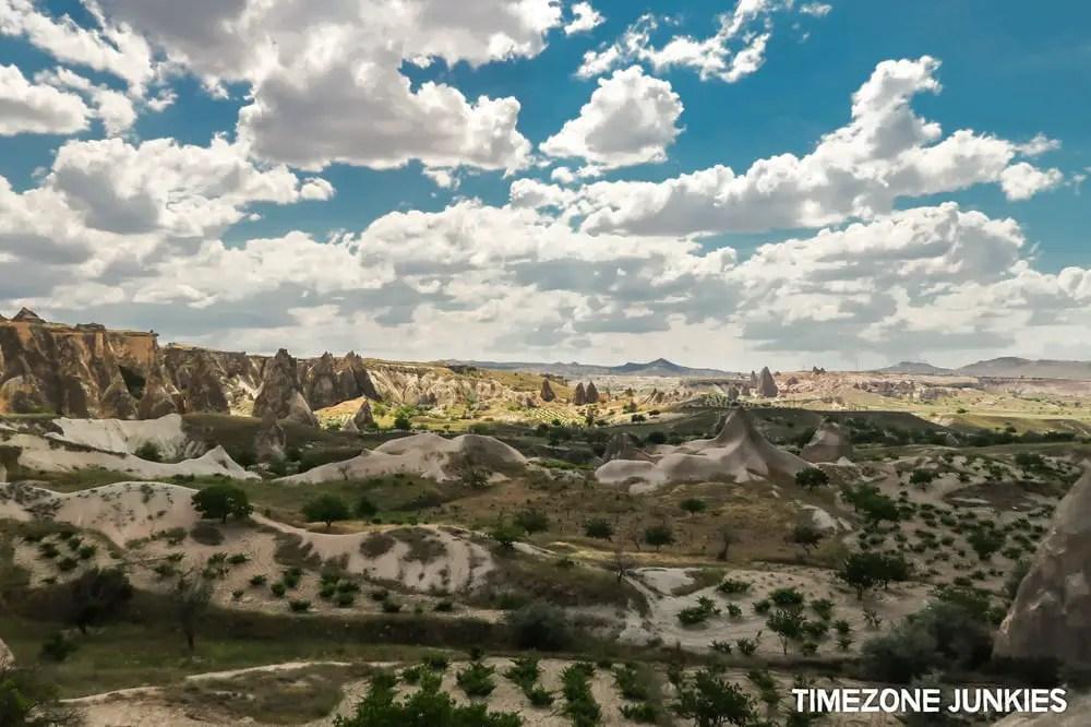 how to get to cappadocia