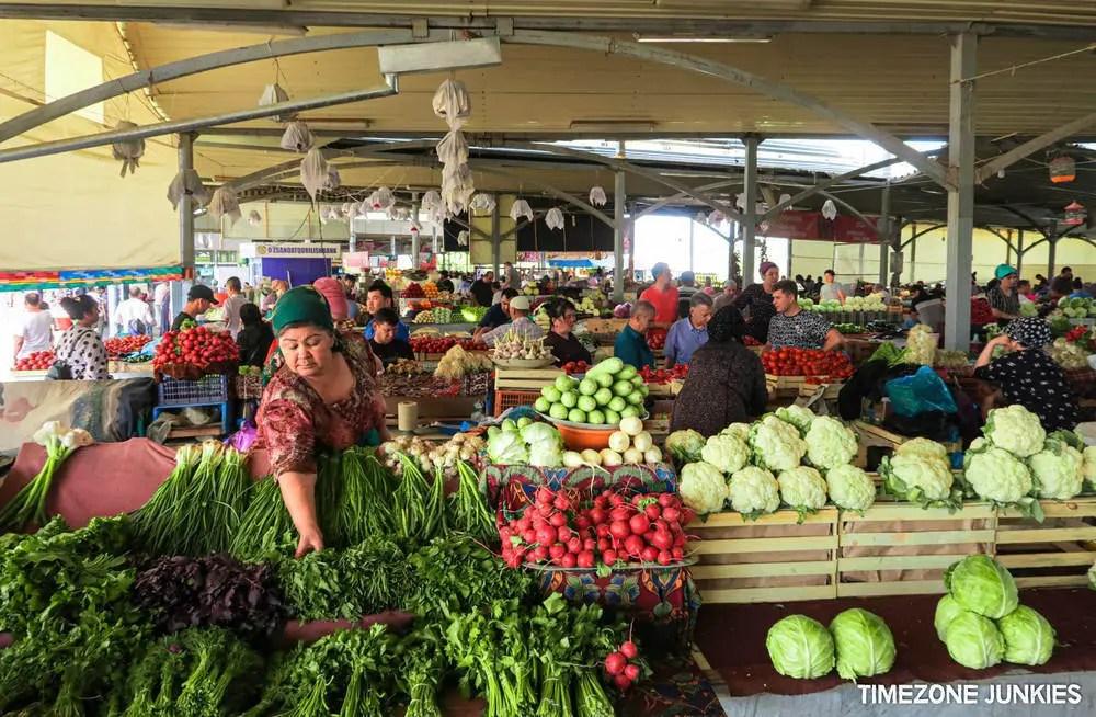beautiful places in uzbekistan