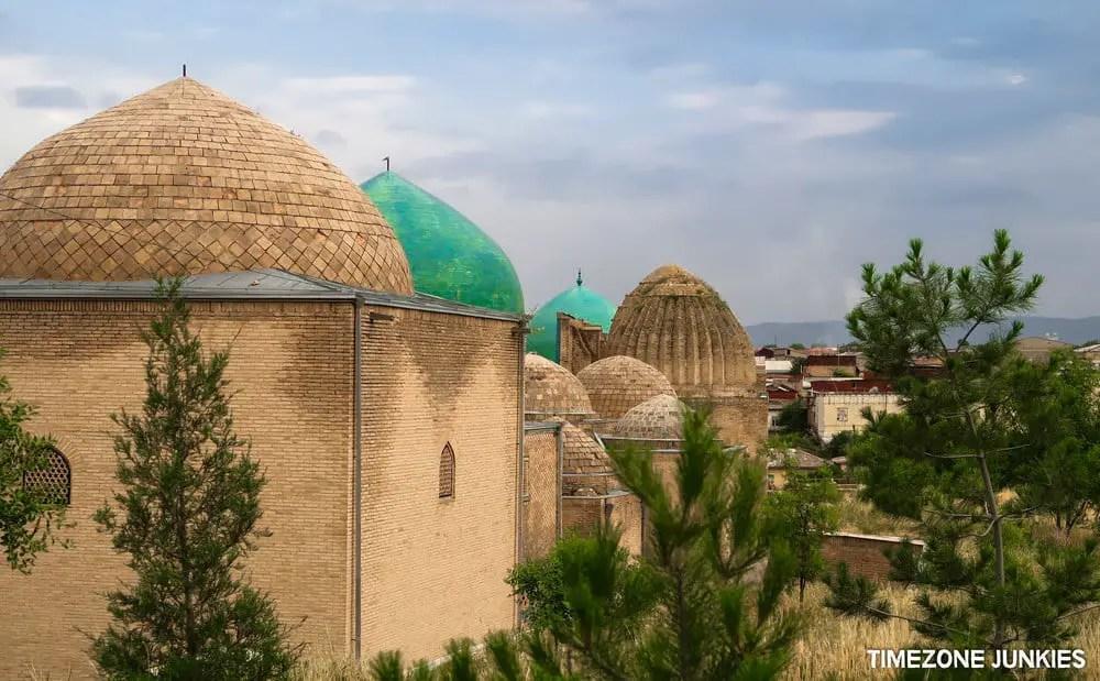 uzbekistan places to see