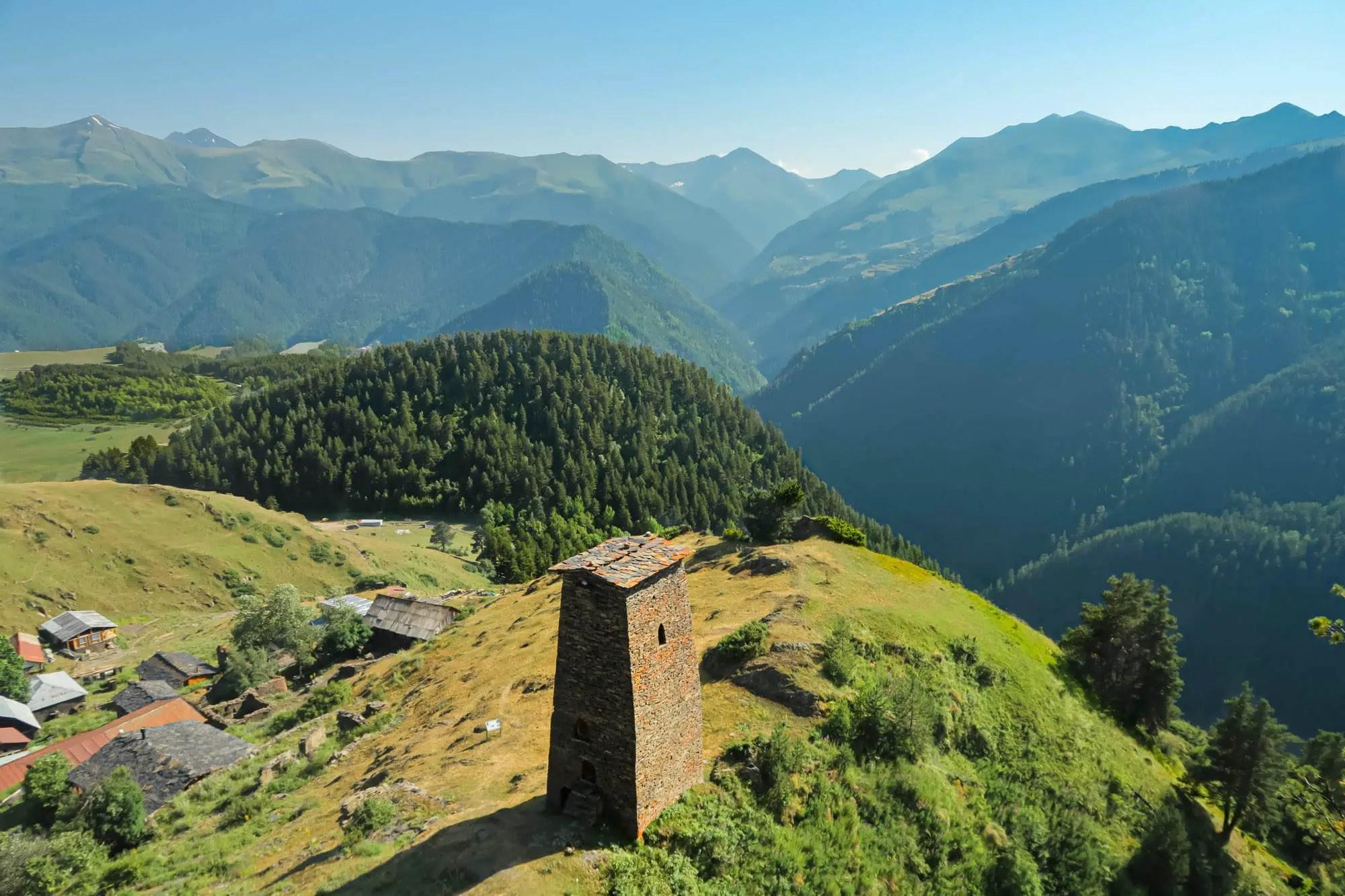 12 unique places to visit in Georgia in 2020