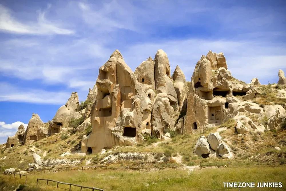 places to visit in cappadocia turkey