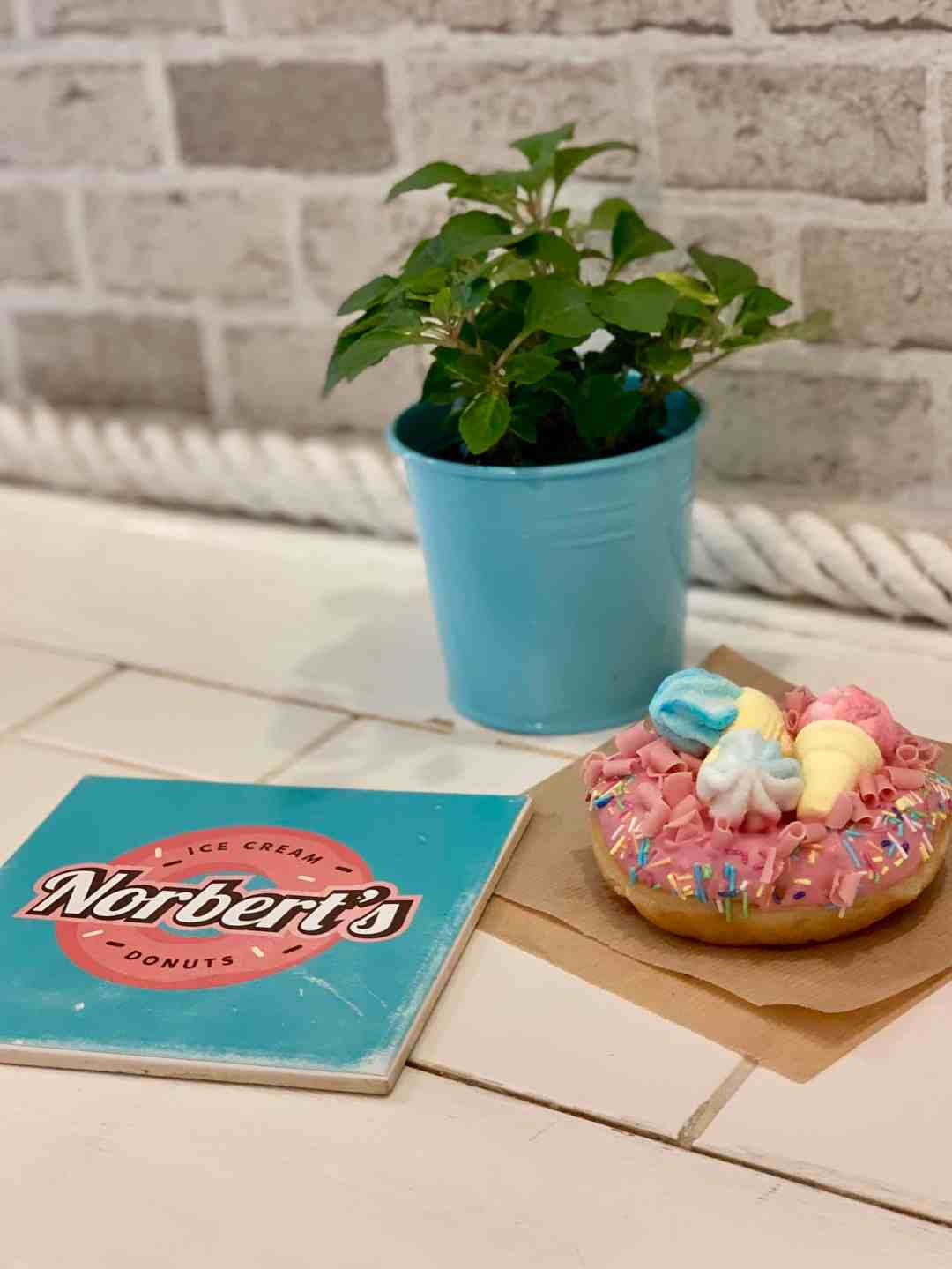 Norbert's Donuts Prague Best food to eat in Prague