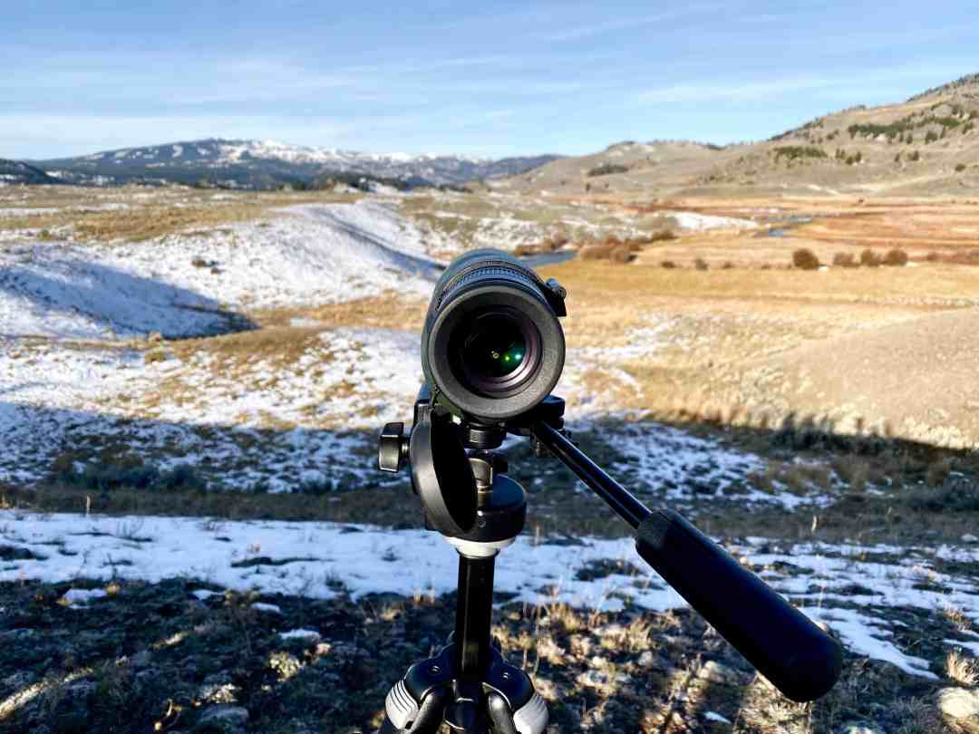 Lamar Valley Spotting Scope