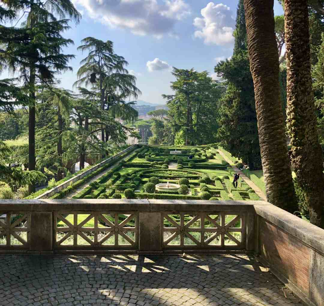 Picture of Vatican Gardens in Vatican City