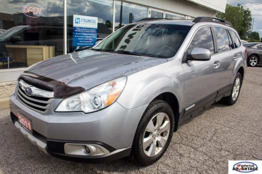 2011 Subaru Outback 3.6 Limited Sarnia Ontario Fenwick Subaru