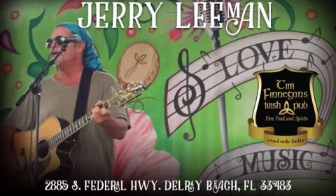 Jerry Leeman