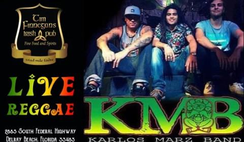 KMB Live Reggae