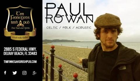 Paul Rowan- music