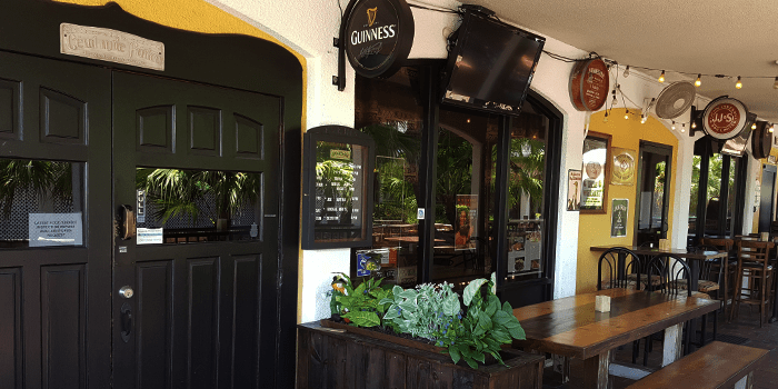Tim Finnegan's Outside Patio is Smoker and Dog - Friendly