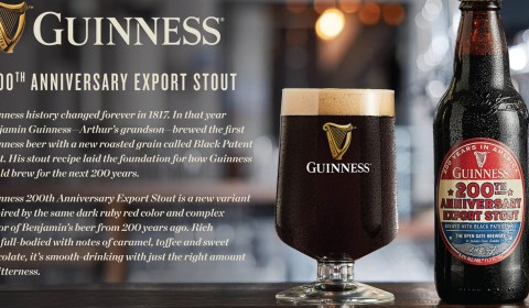 Guinness 200th Anniversary Tasting
