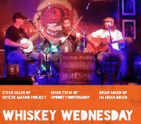 Live Music with Whiskey Wednesday