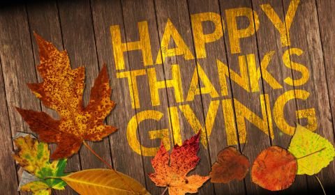 Happy Thanksgiving from all of us at Tim Finnegans Irish Pub
