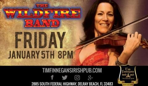 Wildfire Band at Tim Finnegan's Irish Pub