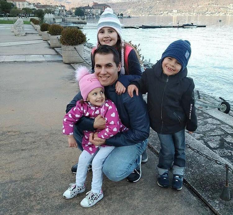 Joinvillense morre afogado em lago na Itália