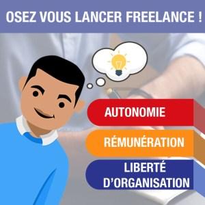 Se lancer freelance