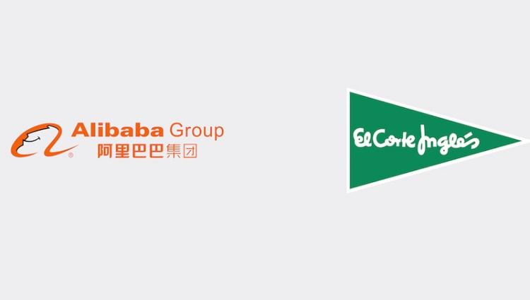 Alibaba el corte ingles
