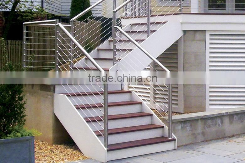 Stainless Steel Exterior Handrail Lowes Balustrades Of Railings | Outside Stair Railing Lowes | Wood | Composite Decking | Outdoor Living | Handrail Kit | Stair Parts