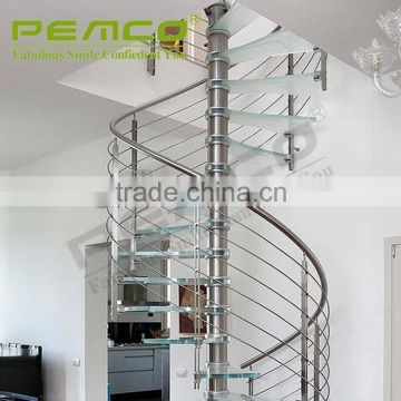 Customized Best Price Staircase Balcony Railing Designs Stainless | Stainless Steel Staircase Price | Iron | Helical Staircase | Small Steel | Black Steel | Spiral