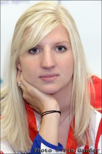portrait of rebecca adlington