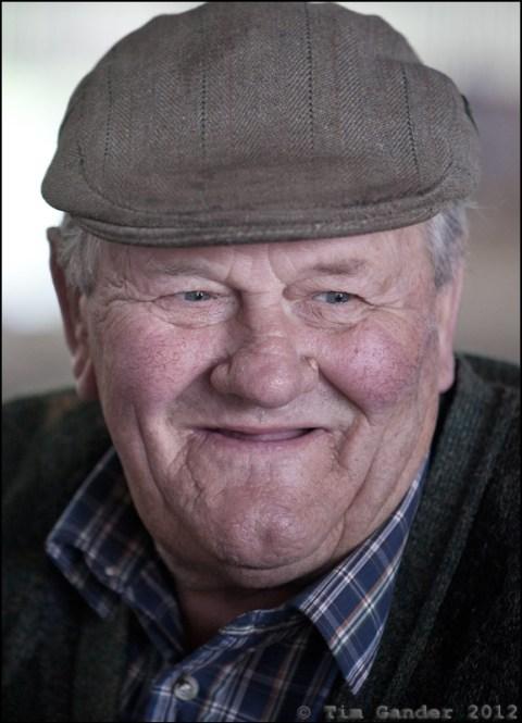 Portrait of farmer