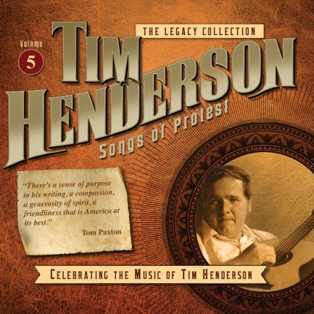 tim henderson songs of protest