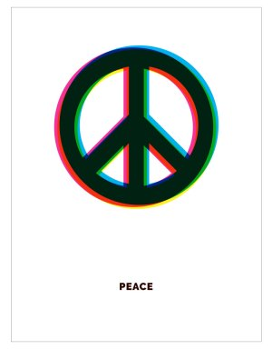timhenning-white-30x40cm-4-peace