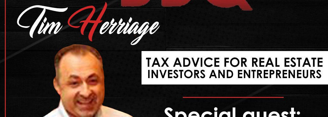 Tax Advice for Real Estate Investors and Entrepreneurs
