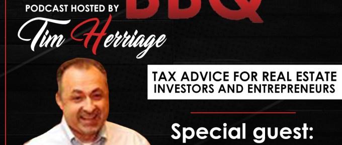 Real Estate Investor Tax Advice