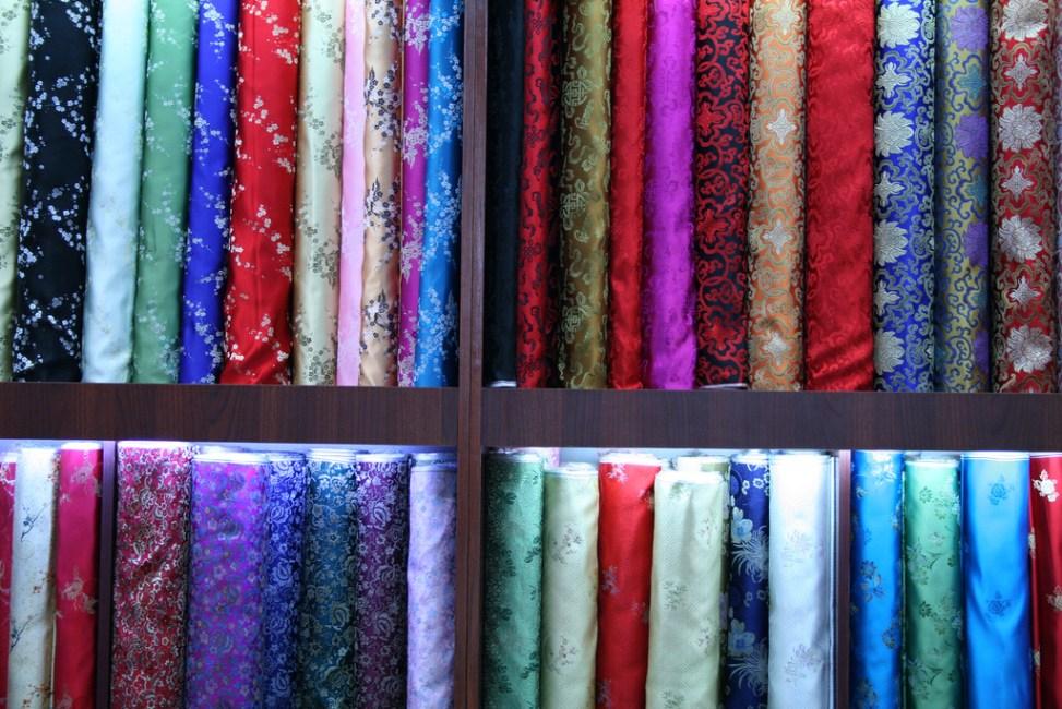 Vải lụa: Những truyền thuyết về loại vải sang trọng nhất thế giới