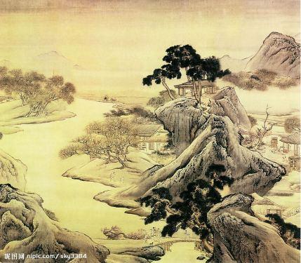 Tranh vẽ Trung Quốc: Đâu là là 3 điều thú vị nhất