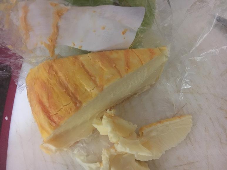 Jensen red cheese