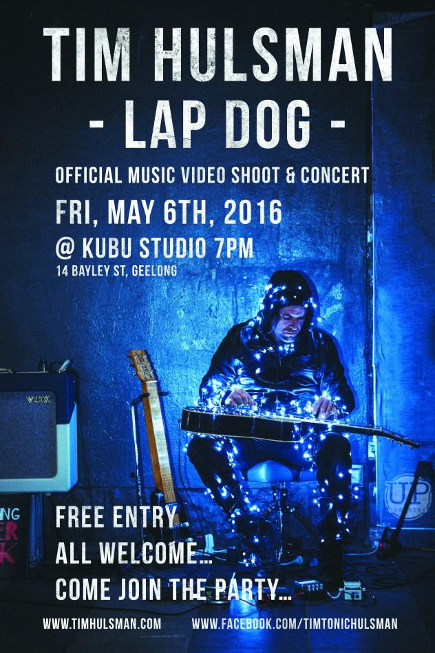 TimH Lap Dog Poster MASTER2