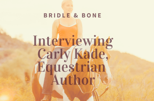 Interview with Equestrian Author Carly Kade