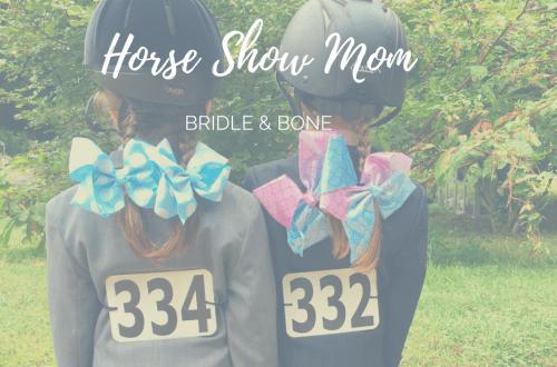 Horse Show Mom