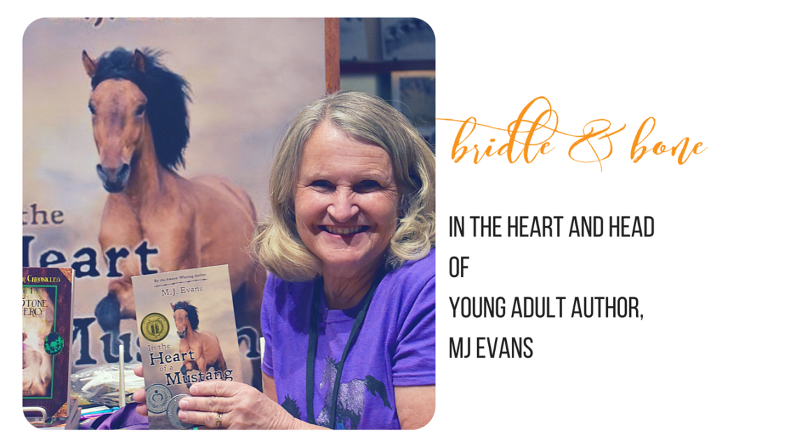 Young Adult Author MJ Evans