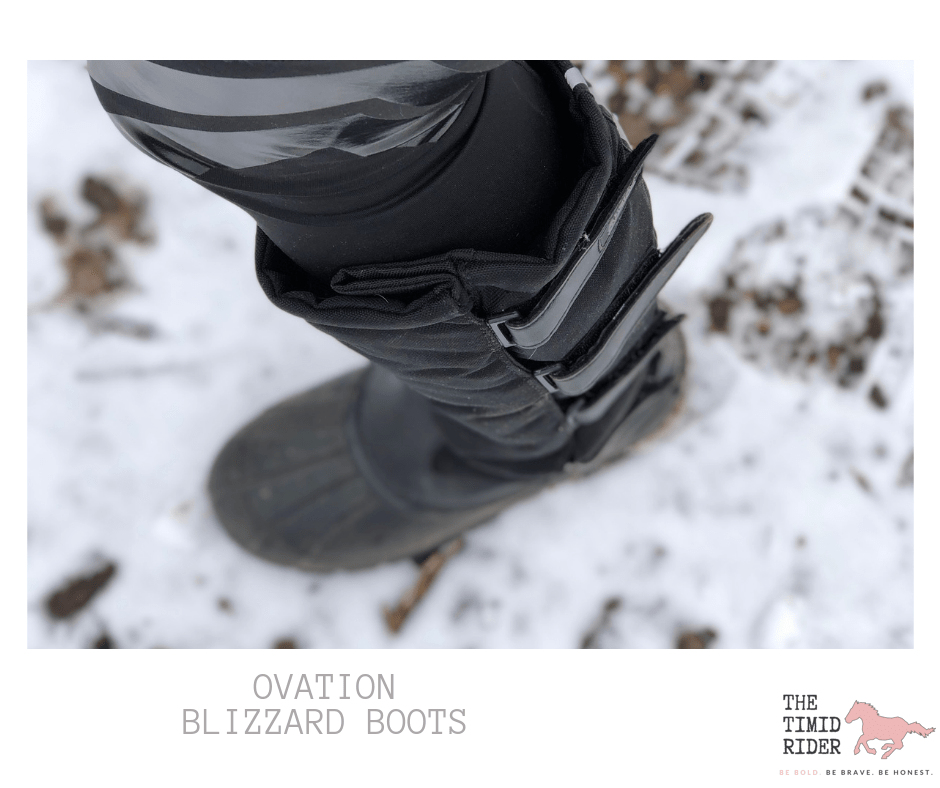 Ovation Dafna Blizzard Boot