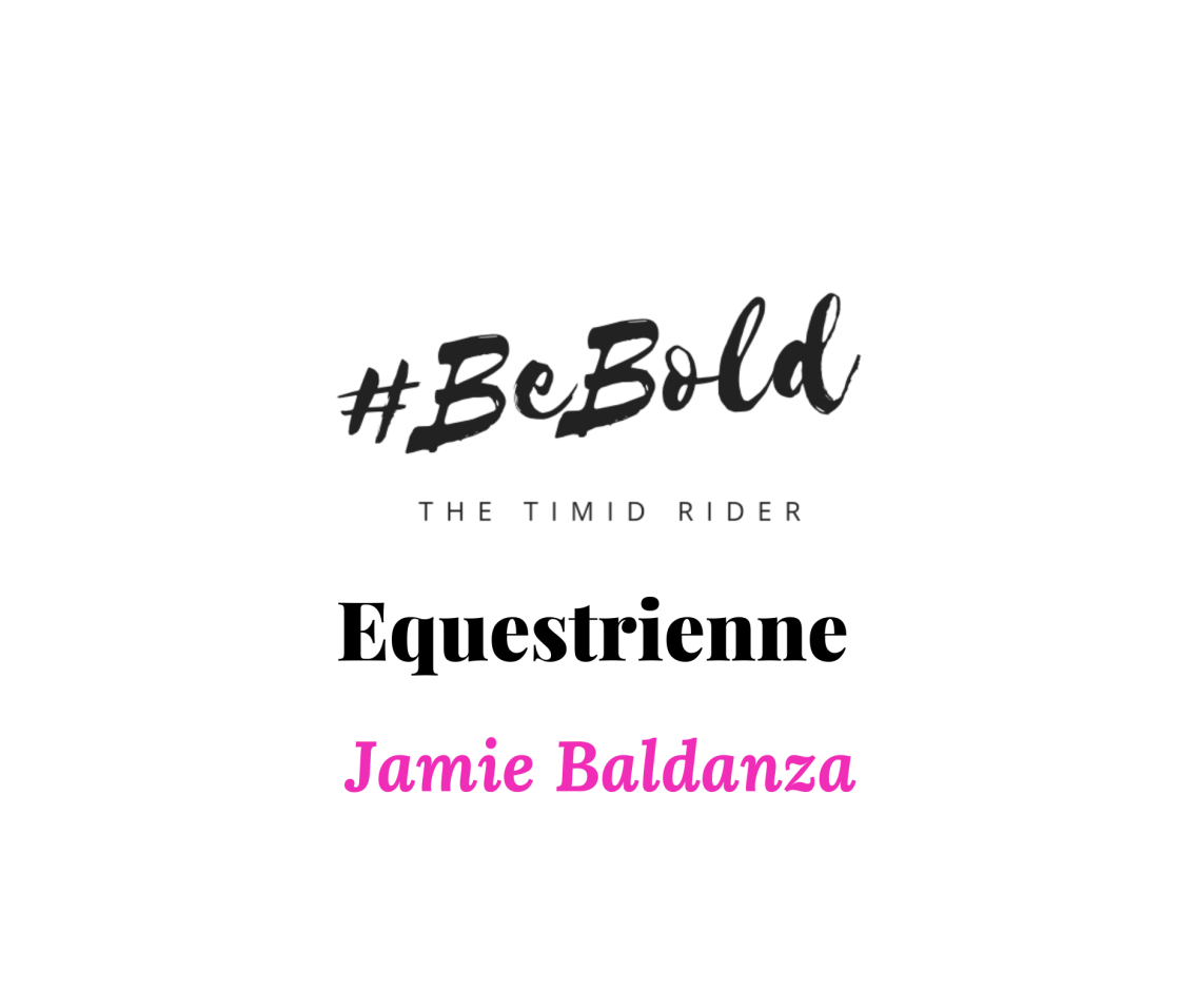Equestrienne Spotlight Jamie Baldanza