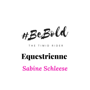 Equestrienne Spotlight Sabine Schleese