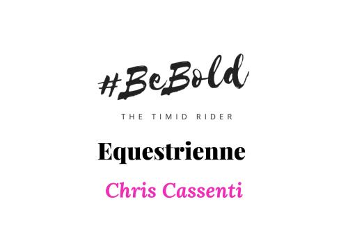 Equestrienne Spotlight: Chris Cassenti