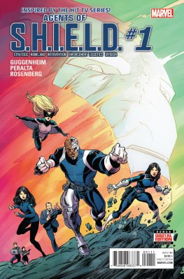 Agents of Sheild Cover #1