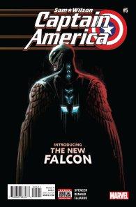 Captian America Sam Wilson Cover 5