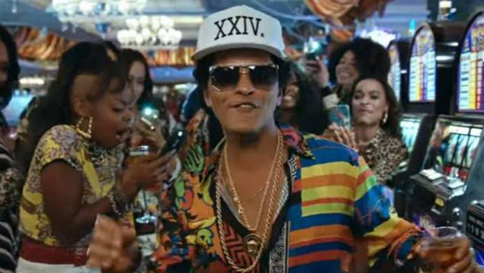 Bruno Mars llega a Barcelona 24K Magic World Tour