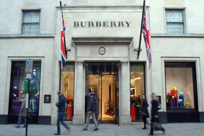 Burberry contrata a Gerry Murphy como presidente