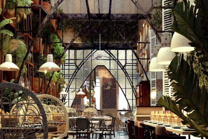 Club Privado Soho House Barcelona