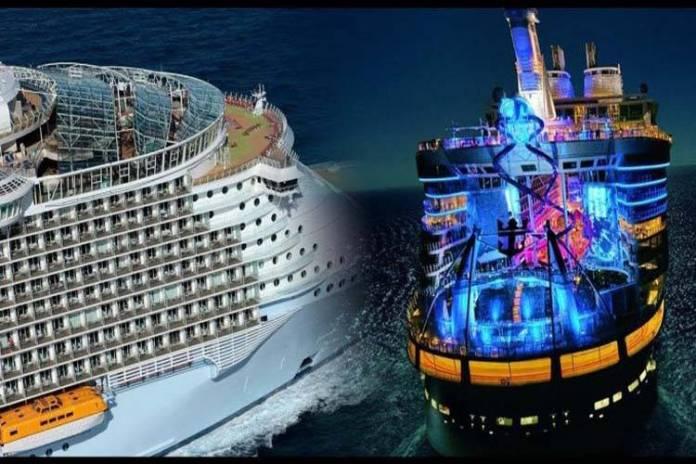Symphony of the Seas, el crucero más grande llega a Barcelona