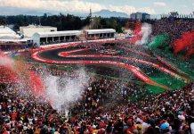 GP de México: Verstappen más rápido